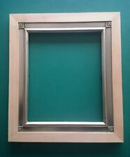 CUSTOM GOLD DOUBLE FRAMED ornate 12x10 Picture Frame SOLID WOOD OUTER NO GLASS