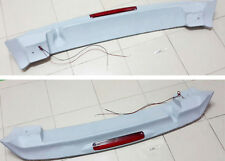 1 Piece Unpaint Trunk Lips Spoiler Wing For Toyota Prado FJ120 2003-2009