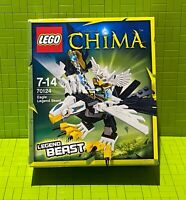 Lego Legends Of Chima Eagle Legend Beast New (70124)