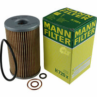 Original MANN-FILTER Ölfilter Oelfilter H 720 x Oil Filter