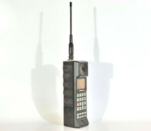 MOBIRA CITYMAN THA-5 - MOBILE PHONE BRICK CELL VINTAGE RETRO RARE COLLECTABLE