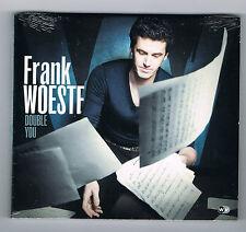 FRANK WOESTE - DOUBLE YOU - CD NEUF NEW NEU