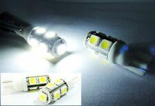 2x High Power 9 SMD LED 194 168 T10 For MAZDA Front Side Marker Light Bulb 6000K