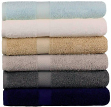 "Springfield Linen 6 Pack Bath Towels Soft Towels 100% Cotton - 27"" x 54"""