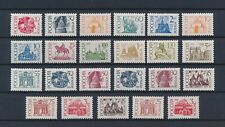 LM80410 Russia monuments landmarks fine lot MNH