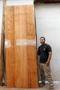 Live Natural Edge Dining Table Red Oak Raw Wood Slab Custom Furniture 6692m1