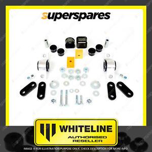 Whiteline Front Essential Vehicle Kit WEK075 for SUBARU IMPREZA WRX STI GD GG