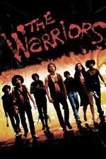 The Warriors 35mm Film Cell strip very Rare var_e