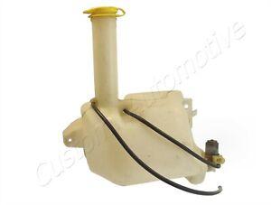 95-96 CHRYSLER WINDSHIELD WASHER RESERVOIR 4864636 wiper overflow fluid tank