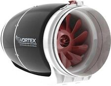 Vortex S-line 6-Inch 347 CFM Inline Power Fan - VTX600S