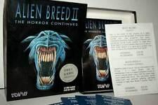 ALIEN BREED II GIOCO USATO BUONO STATO AMIGA EDIZIONE ITALIANA PAL FR1 51488