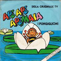 7 45 I Pungiglioni  Ape Ape Ape Maia Cetra – SP 1759 italy 1981