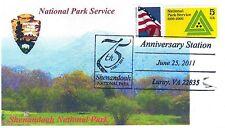SHENANDOAH NATIONAL PARK Luray, Virginia Color Photo National Parks Pictorial