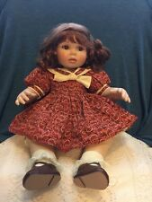 """Marie Osmond """"Falling For You"""" Porcelain Doll 0369/2500"""