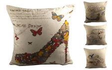 Polyester Vintage/Retro Decorative Cushions & Pillows