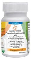 Polypodium Leucotomos 20:1 with Green Tea Pine Bark Aloe Vera Pomegranate