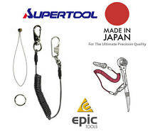 SUPERTOOL Scaffold Spanner Hand Tool Safety Line Rope Lanyard Carabiner, AR430DB