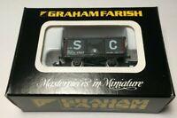 Graham Farish N Gauge Coal Wagon Boxed Stephenson Clarke 2211