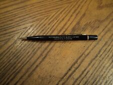 Vintage Autopoint Mechanical Pencil  Pittsburgh Plate Glass  Industrial Finishes