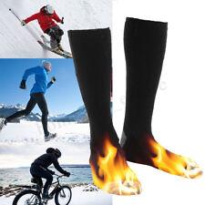 4.5V Electric Battery Heated Socks Feet Foot Warmer Heater Shoe Boot Ice Fishing