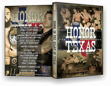 Official ROH Ring of Honor - Honor In The Heart Of Texas 2013 Event DVD