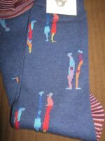 "Robert Graham WHITTAKER Socks Dress/Casual (NWT) ""COBALT"" Men's Shoe SZ (6/12)"
