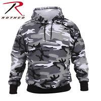 Rothco 2690 / 2790 / 3690 / 4790 Camo Pullover Hooded Sweatshirt