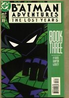 Batman Adventures The Lost Years #3-1998 vf/nm 9.0 Animated Series Two-Face