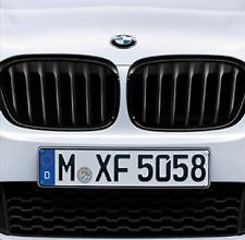 BMW M Performance black grilles F39 X2 28is 28iX 51712455246/247