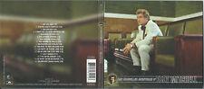 """EDDY MITCHELL: CD DIJIPACK 3 VOLETS """"LES NOUVELLES AVENTURES"""" (1999)"""