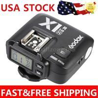 Godox X1R TTL 2.4G Wireless Remote Flash Trigger Receiver for Nikon DSLR Camera