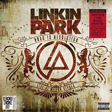 Linkin Park-Road to Revolution: Live at Milton Keynes 2 LP + dvdrsd 2016 [vinile LP] L