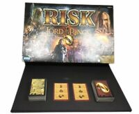 Lord of the Rings Risk Trilogy Edition Replacement BOARD and CARDS (incomplete)