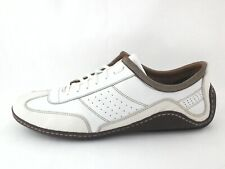 COLE HAAN Leather Oxford Sneaker Driving Shoes White Air Men's US 11 EU 45 $170