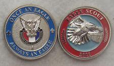 BSA-NESA 2021 Eagle Scout Coin