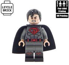 **NEW**LYL BRICK Custom Superman Red Son Lego minifigure
