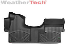 WeatherTech FloorLiner Floor Mats for Mercedes/Dodge Sprinter - 1st Row - Black