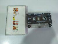 SPICE GIRLS - SPICE 1996 VIRGIN Spain Edition - Cinta Tape Cassette
