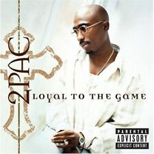 2PAC (LOYAL TO THE GAME - DELUXE EDITION CD SEALED + FREE POST)