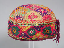 hand embroidered Women's Caps and Ceremonial Headdress Gilgit-Baltistan No:21/G