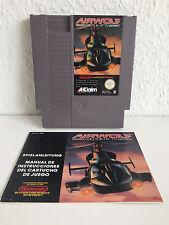 Airwolf   Sammlerstück TOP Zustand + Anleitung   Nintendo NES Spiel-Modul