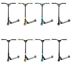 TBF Pro Stunt Scooters for Tricks - Slamm Neco Headset -Metropolis & Terra Firma