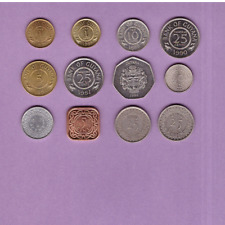 Guyana & Suriname - Coin Collection Lot - World/Foreign/South America