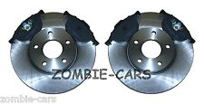 Ford Focus MK2 1.6,1.8,2.0 Front Brake Pads & Discs Set 278mm Diameter