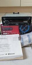 Sony Car Stereo, MEX-N4100BT, bluetooth, USB.