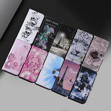Flip Stand Card Leather Wallet + TPU Case Cover For Samsung S10 5G M30 A50 A30