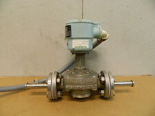 OVAL FLOW METER LC514-620-C118-F00 S/S STAINLESS  FLANGE 20MM 20 MM
