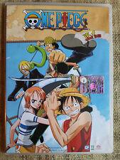 One Piece - volume 4 episodi 19-23 - dvd in ottime condizioni