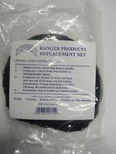 "Ranger Replacement Heavy Duty Net, 36"" Deep, Fits Ranger hoop to 27"" Blk 36H"