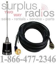 NMO 3dBd VHF 136-174MHZ ANTENNA HOLE MOUNT KENWOOD MOBILE TK7160 TK7360 TK7180